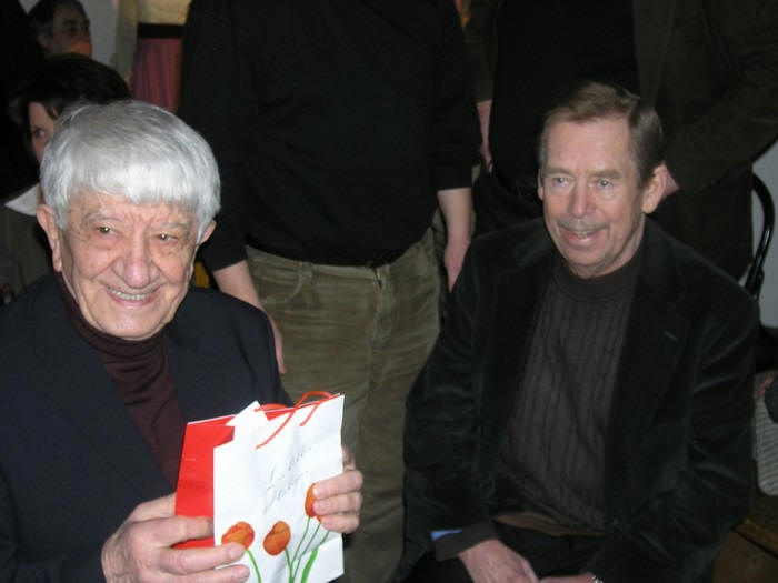 Jan Vladislav, Václav Havel